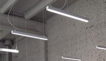 Лінійні світильники