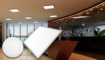Led панелі на стелю