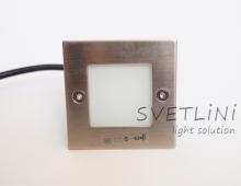 Встрaиваемый светильник LED, 1,5Вт