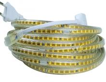 Светодиодная лента 3014 120 диодов на метр 220В гарантия 12 мес.