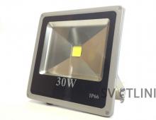 Прожектор 30Вт - 220х220х52мм - IP66