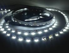Светодиодная лента SVT 3528 60 бокового свечения. гарантия 12 мес.