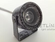 Прожектор mini - ∅44 мм - IP68