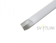 Профиль для светодиодной ленты PL019