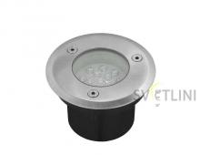 Светодиодный грунтовый светильник