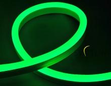 Гибкий неон, зеленый