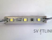 Модуль smd 5050, 3 диода