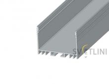 Профиль для светодиодной ленты ЛС40
