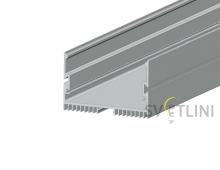 Профиль для светодиодной ленты ЛС 70