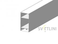 Профиль для светодиодной ленты ЛСБ40