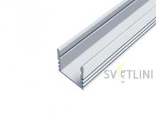 Профиль для светодиодной ленты ЛП-12