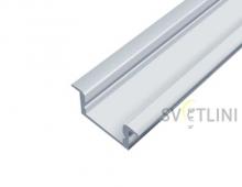 Профиль для светодиодной ленты ЛПВ-7