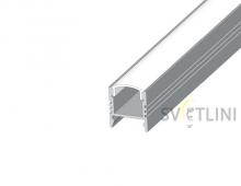 Профиль для светодиодной ленты ЛПС-17