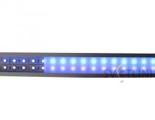 Профиль для светодиодной ленты накладной PL004