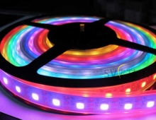 Cветодиодная пиксельная лента  SMD 5050/64Led RGB гарантия 12 мес.