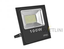 Прожектор 100Вт - 333х283х65мм - IP65