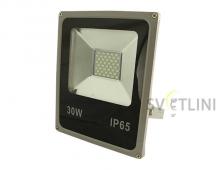 Прожектор 30Вт - 220х220х52мм - IP65