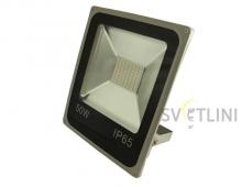 Прожектор 50Вт - 280х280х67мм - IP65