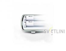 Промышленный светильник 36Вт с Led лампами (2*1200мм)