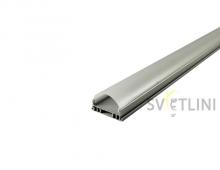 Профиль для светодиодной ленты ЛСС