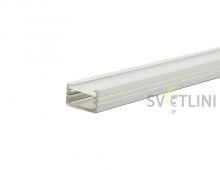 Профиль для светодиодной ленты PL007