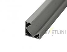 Профиль для светодиодной ленты PL004