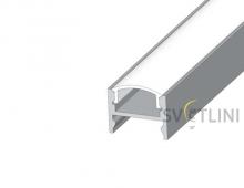 Профиль для светодиодной ленты ЛПС 12