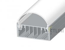 Профиль для светодиодной ленты ЛН50