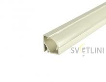 Профиль для светодиодной ленты ЛПУ 17