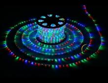 Дюралайт светодиодный, RGB, 10 метров